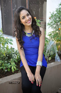 Actress-Ritu-Varma-Stills-at-Prema-Ishq-Kaadhal-Movie-Success-Meet