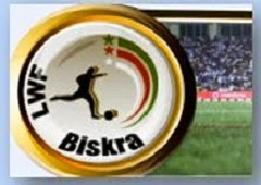 ligue de football de biskra