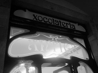 Xocolateria l'Antiga. Encants de Girona