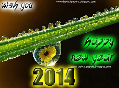 Happy New Year 2014 Wallpapers and Images