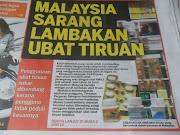 KOSMO 23 Sept 2012 Tahniah dan Sebilion Terima Kasih KKM. Jenama Malaysia Nu-Prep 100 TERBAIK,