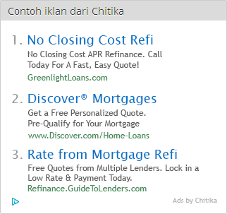 chitika,ppc,cpc,adsense,adsense alternative,monetizing,iklan