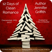 Day 6 of 12 Days of Clean Romance / Giveaway