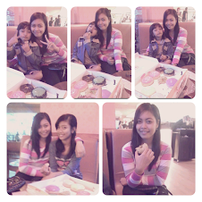 with my sisters ♥