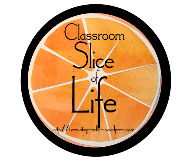 Slice Of Life 30 Day Writing Challenge