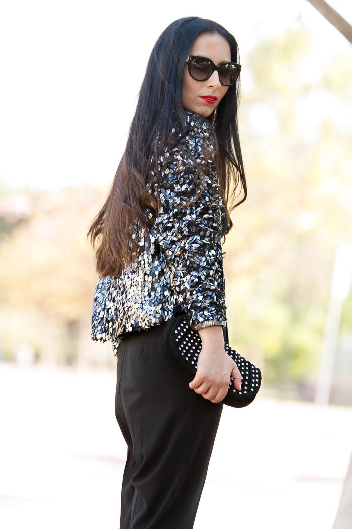 Look de comunión o bautizo blogger de moda