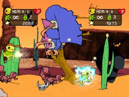 Cheat Alien Hominid PS2
