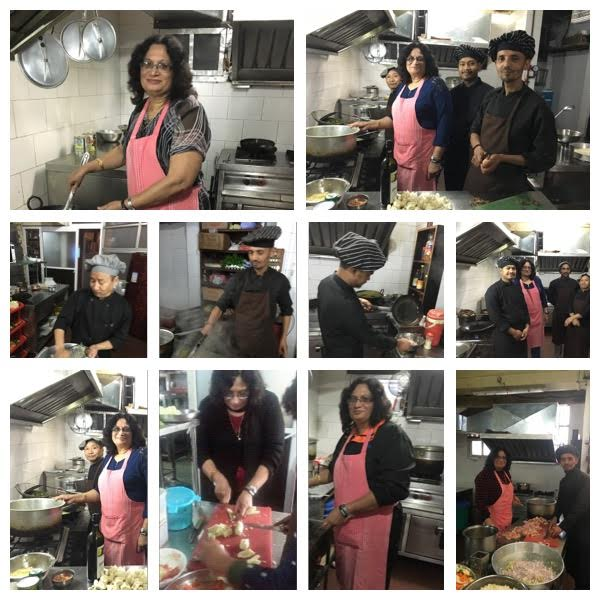 Colonial Anglo-Indian Food Event at the Cochrane Place Kurseong Darjeeling