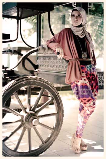 Trend Fashion Trend Baju Muslimah Remaja Terbaru
