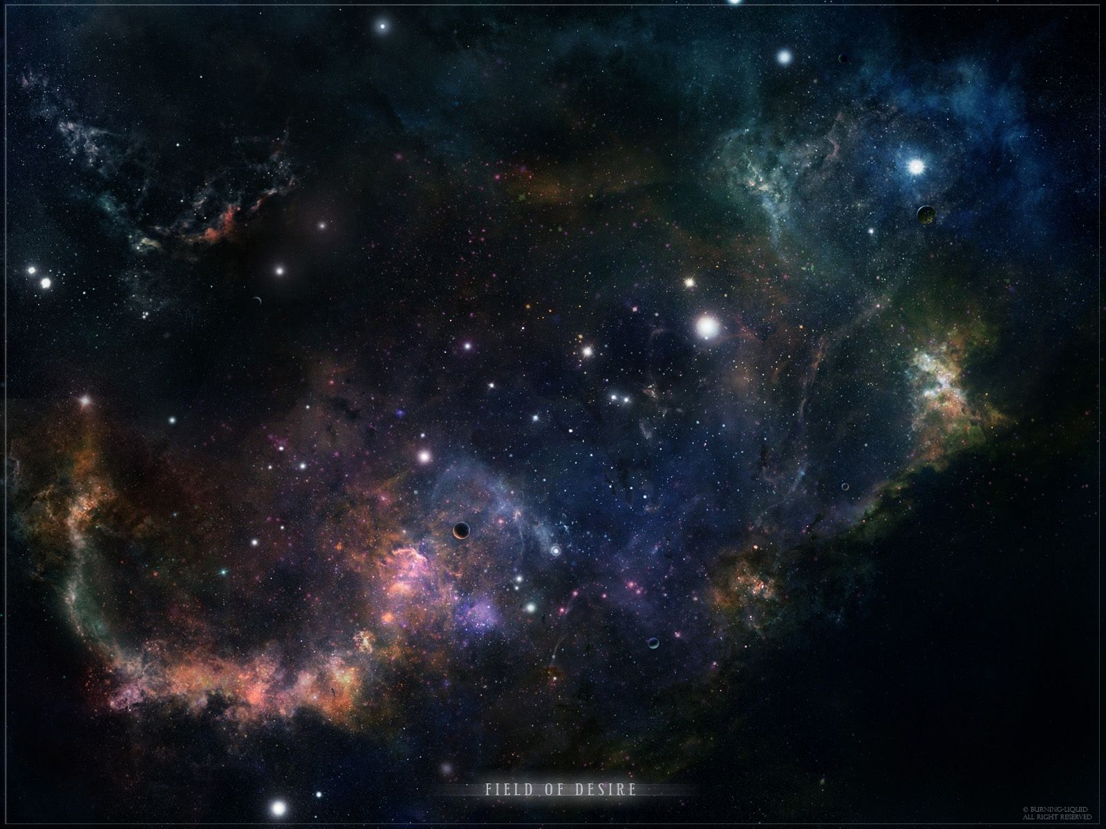Space Wallpapers 3d 3
