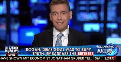 NRO Fox News Tom Rogan Birther Report