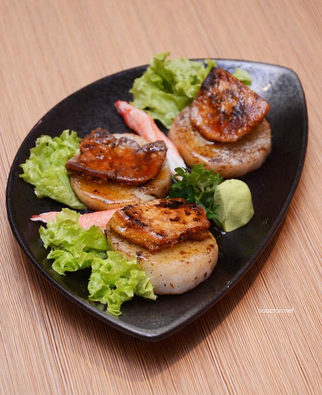 Foie Gras To Nagaimo Steak - RM52