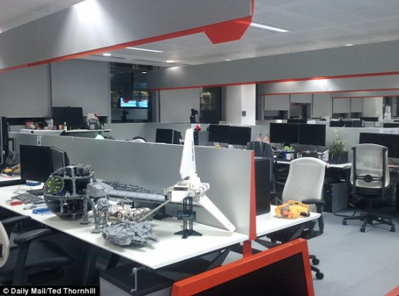 Google's Office in London - The True mean of Innovation!!