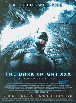 The Dark Knight XXX - A Porn Parody - (+18)