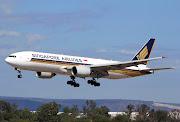 Singapore Airlines 9VSQIFlight SIA223 SINPER landing runway 03 (img )