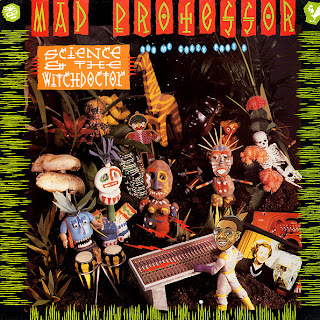 Mad Professor - Dub Me Crazy Pt.9: Science & The Witchdoctor