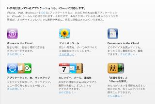 iCloud全般