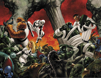 future foundation The 72 Best Comic Book Covers of 2011