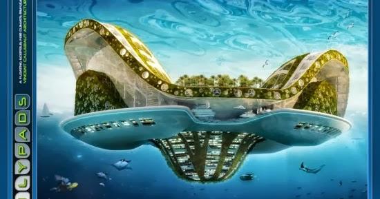 Fun Duniya Lilypad The Ecofriendly Floating City