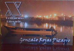 X Concurso Literario Gonzalo Rojas Pizarro 2012