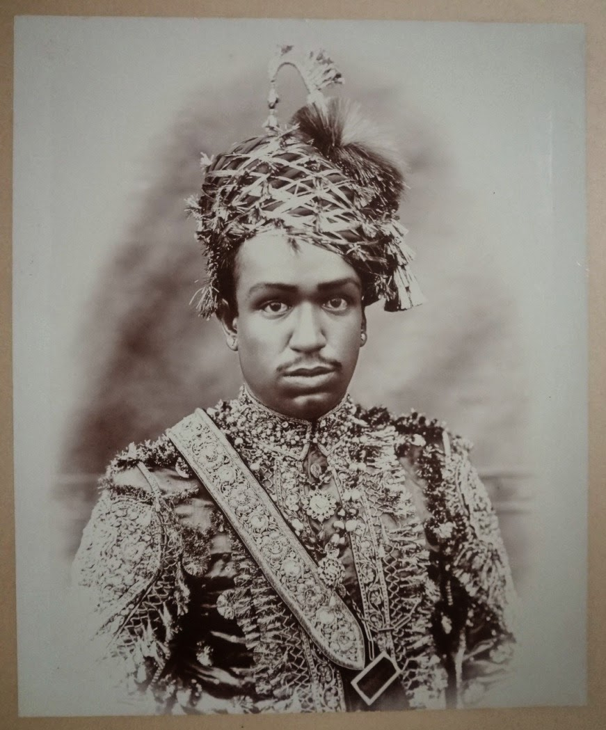 Portrait of Thakur of Bissau - Date Unknown