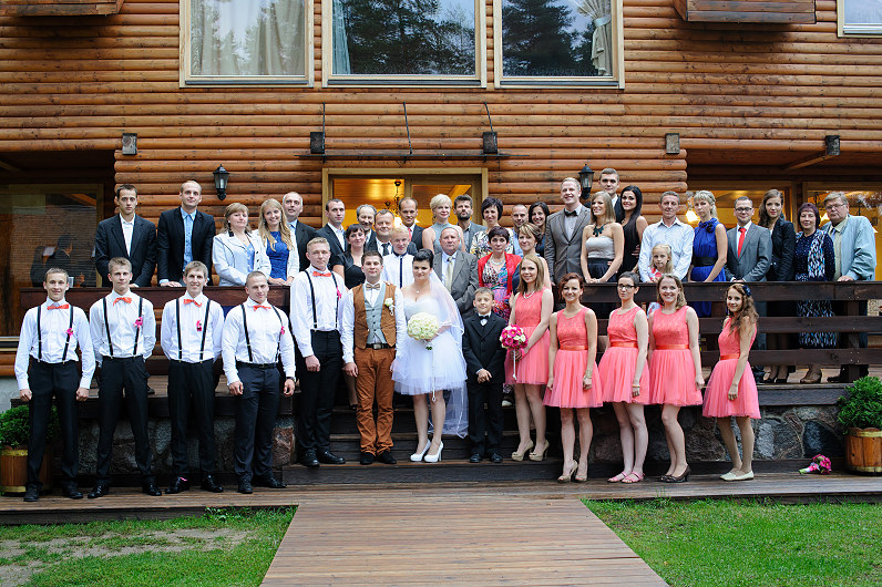 Lithuanian wedding