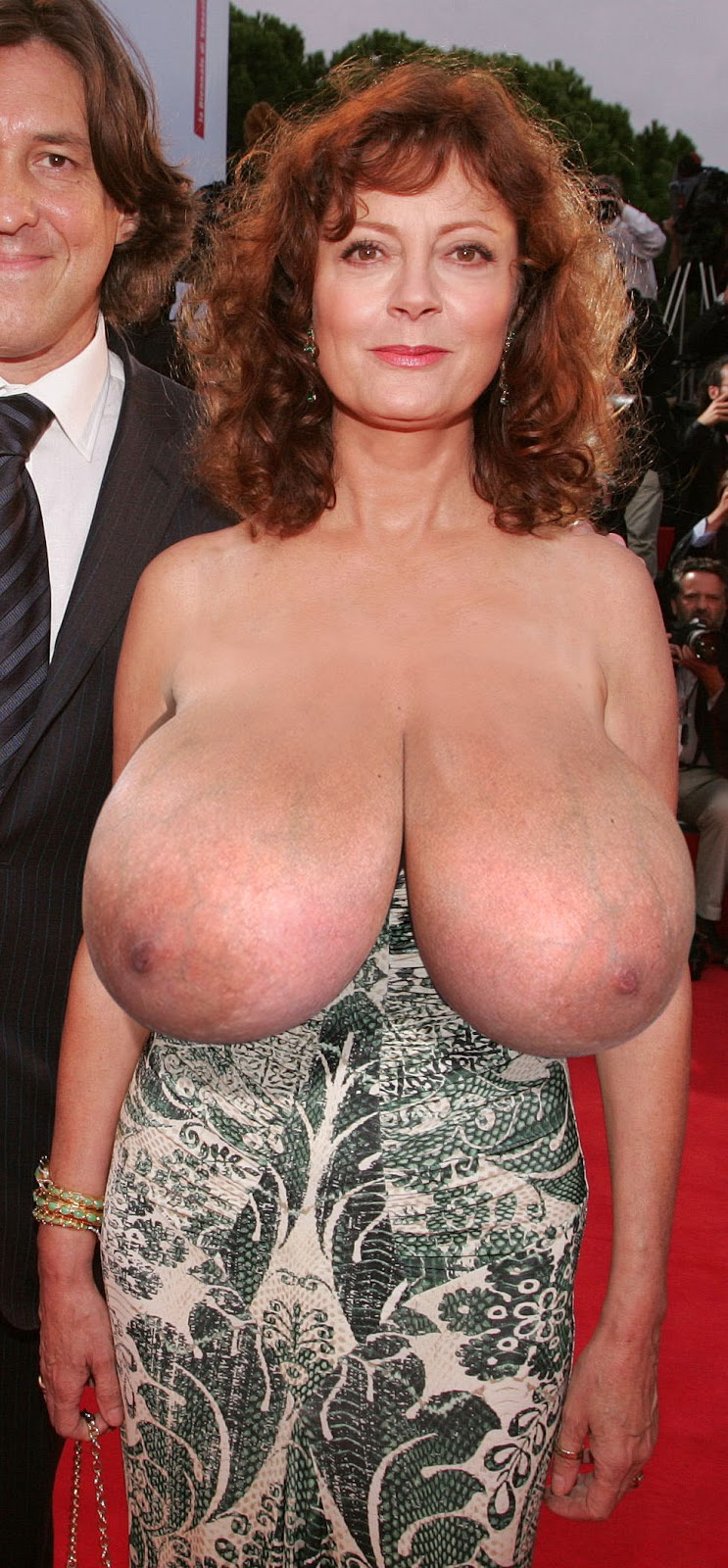 fake nude susan sarandon