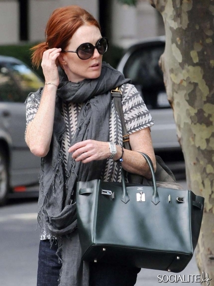 Celebrity birkin watcher