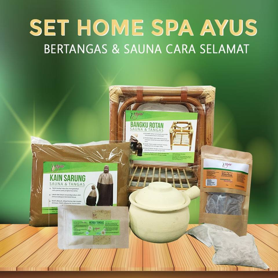Set Home Spa Ayus