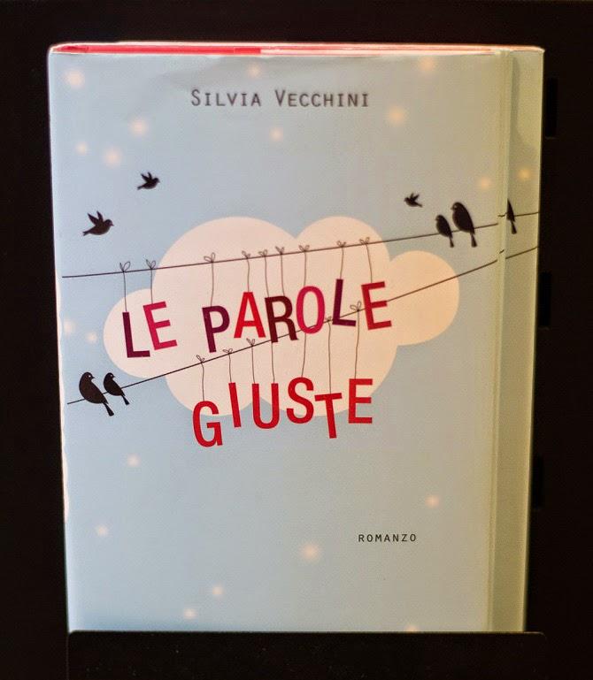 Silvia Vecchini dislessia libro parole Giunti #SalTo15