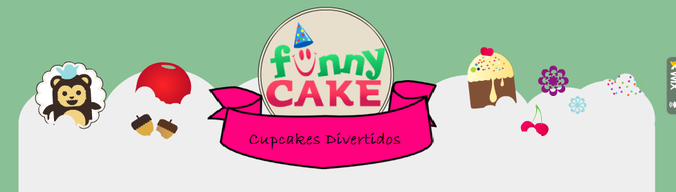 Cupcakes Funny Cake