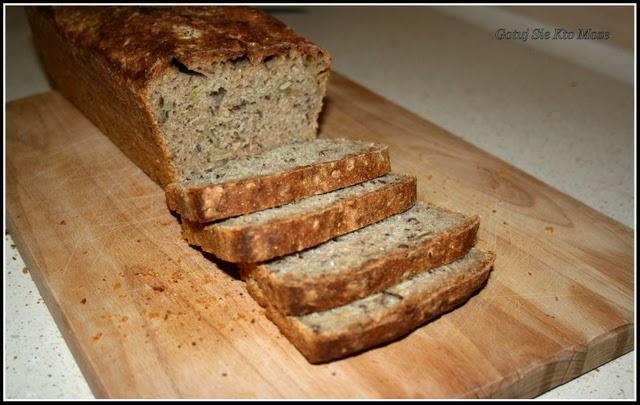 Chleb na zakwasie.