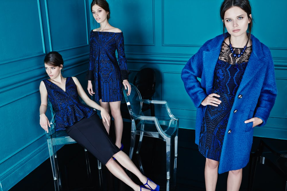 New coctail dresses collection F/W 2015