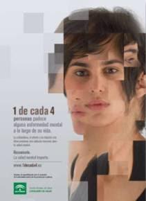 Video de la campaña contra el estigma de la enfermedad mental pulsando en el dibujo