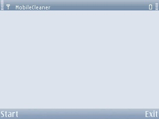 Ram cleaner for symbian s60 v5 & v3 mobile phone