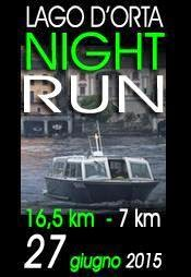 lago d'orta night run
