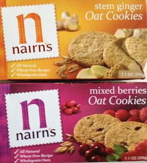 Nairns oatcakes