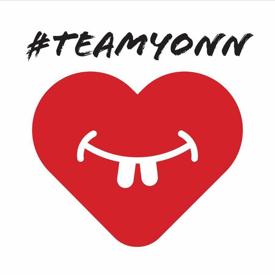 #TeamYonn