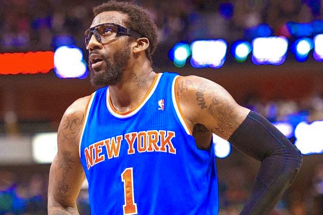 Poet in the Post: Dylan Thomas laments Amar'e Stoudemire & the NYKnicks