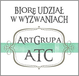 Craftowe zabawy: ATC i art journale