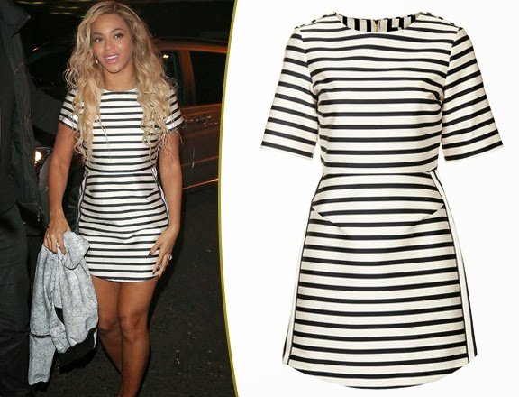 That Beyoncé Dress
