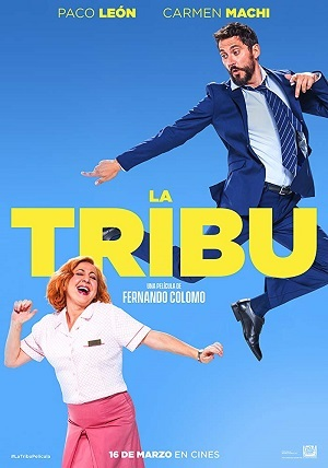 La tribu Filmes Torrent Download capa