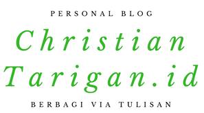 Blog Christian Tarigan