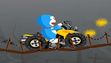 Doraemon Halloween Atv Game Play Online