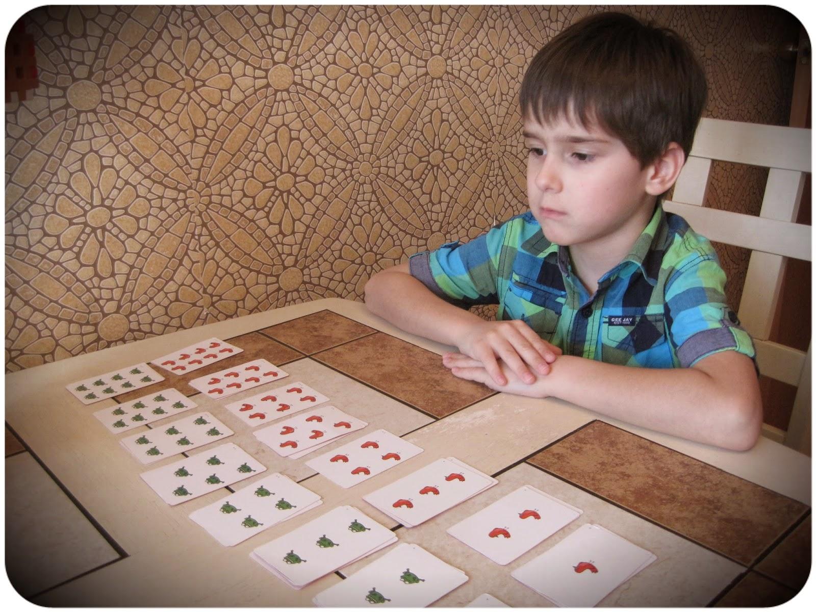 """Математические игры с детьми 2-8 лет. Банда Умников - игра """"Турбосчет"""""""