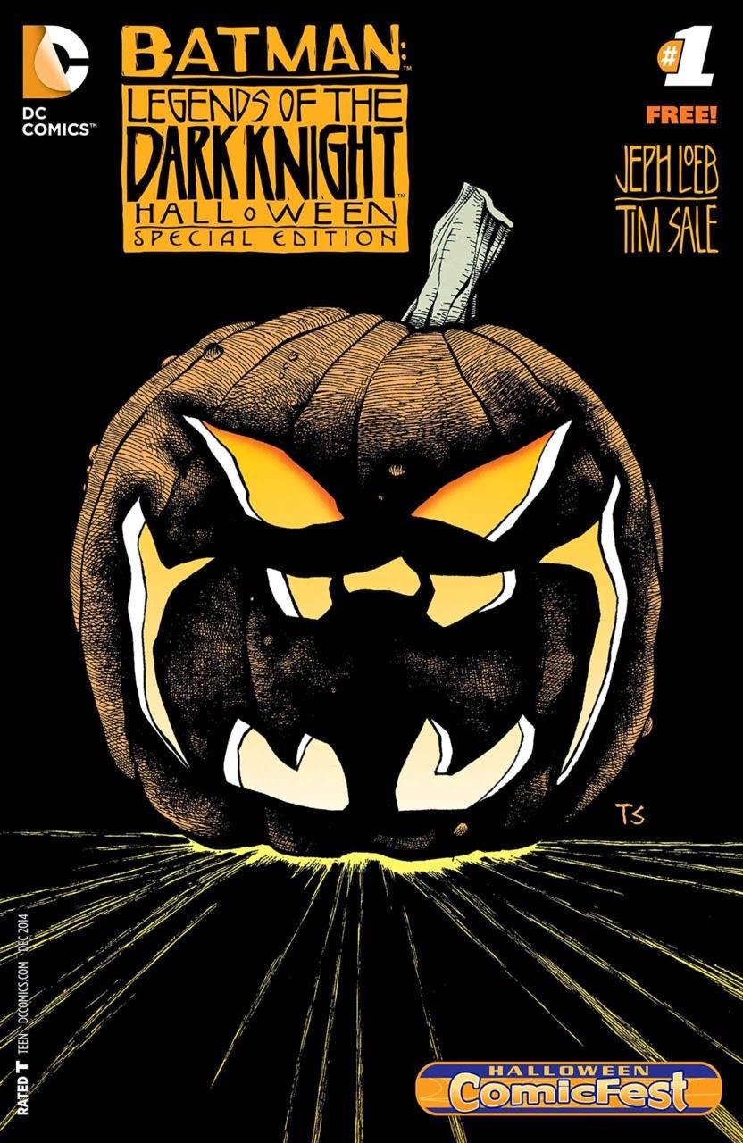 Werewolf Halloween Mix Legends of the Dark Knight