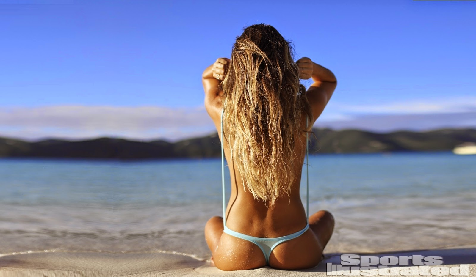 A Linda Surfista - Anastasia Ashley