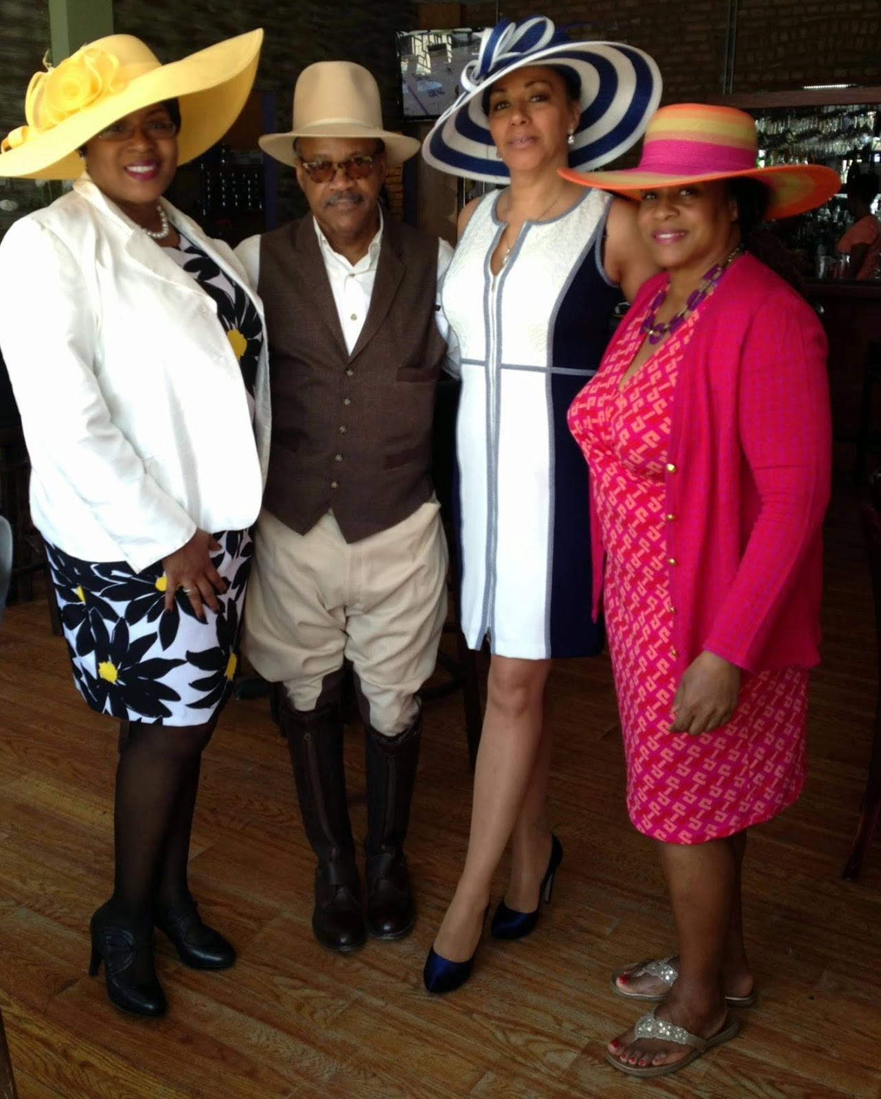 Kentucky Derby Day Party Fashions