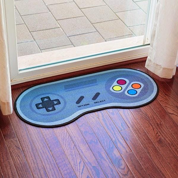SNES Doormat