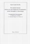 B. Seidel-Dreffke: Die russische Literatur Ende des 19. und zu Beginn des 20. Jahrhunderts und die Theosophie E. P. Blavatskajas. Exemplarische Untersuchungen. (A. Belyj, M. A. Vološin, V. I. Kryžanovskaja, Vs. S. Solov'ev). Habilitation.
